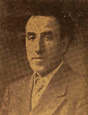 Famous singer Armenag Shah-Mouradian