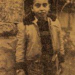 Krikor Vartanian, pupil from Hamazkayin Nshan Palandjian Djemaran - Beirut