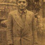 Misak Mgerdichian, pupil from Hamazkayin Nshan Palandjian Djemaran - Beirut