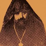 Archbishop Manpre Sirunian, Primate of the Armenians of Egypt.