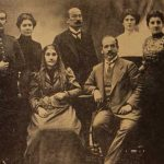 Armen Garo (Karekin Pasdermadjian) and his family