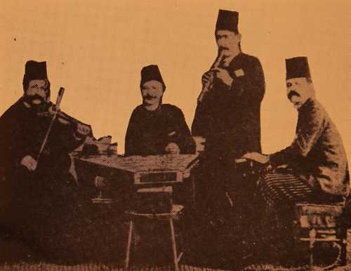 Armenian musicians of Garin