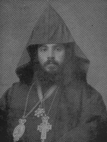 Bishop Sempad Saadetian