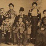 Der Melkisetian family in 1905