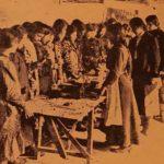 Hripsimian School science class - Garin