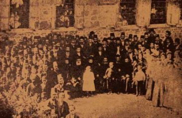 Kavafian School inauguration ceremony