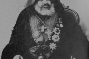 Malachia Ormanian, Primate of the Garin Armenians