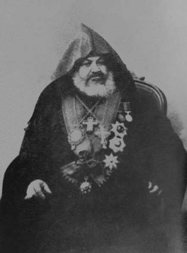 Malachia Ormanian, Primate of the Garin Armenians