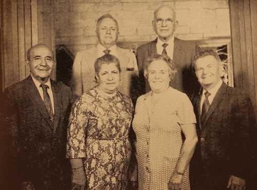 Partsr Hayk Compatriotic Union of Fresno – 1972