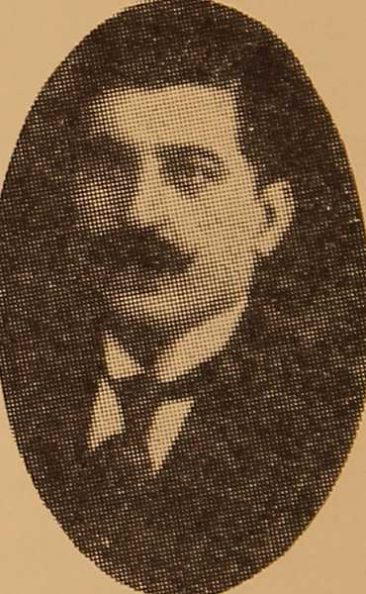 Vartkes Serengulian, deputy from Garin in the Ottoman Parliament