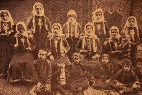 Women's costume of the Khodurchur region (Partsr Hayk)