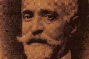 Yeghishe Doursounian, Director of Hripsimian School – Garin