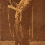 Dancer and Armenian poetess Armen Ohanian