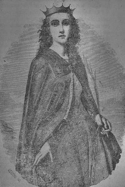 Princess Sandoukht, Armenia's first Christian martyr