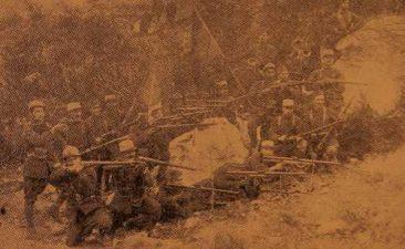 Armenian Legion, soldiers from Chunkush and Adish – December 31, 1918