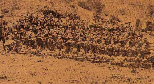 Armenian Legion, soldiers from Sevaz (Sebastia) – December 31, 1918