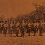 Armenian Legion, volunteers in America before their departure for Cyprus - January 3, 1919