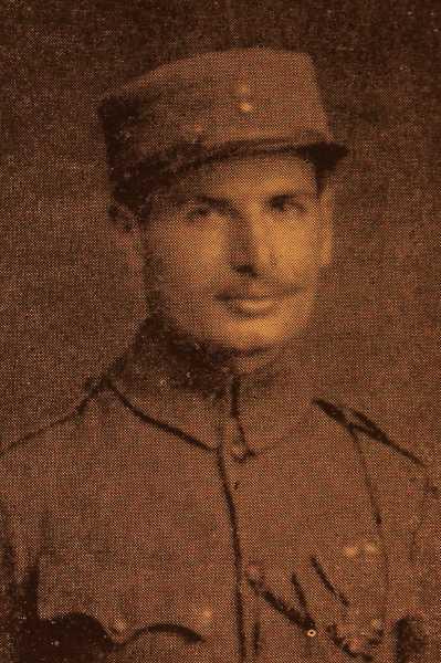 Armenian Legionnaire Lieutenant Hagop Arevian