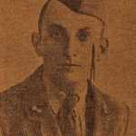 Armenian Legionnaire Lieutenant Hayg Azadian - 1919