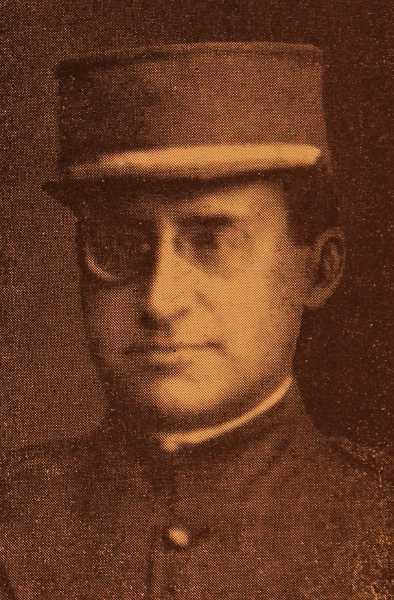 Armenian Legionnaire Lieutenant John Shishmanian