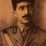 Armenian Legionnaire Lieutenant Vahan Portukalian