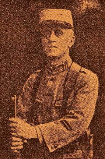 Armenian Legionnaire Rupen Herian
