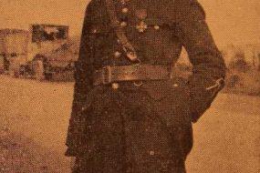 Armenian Legionnaire Vahe Sahatdjian