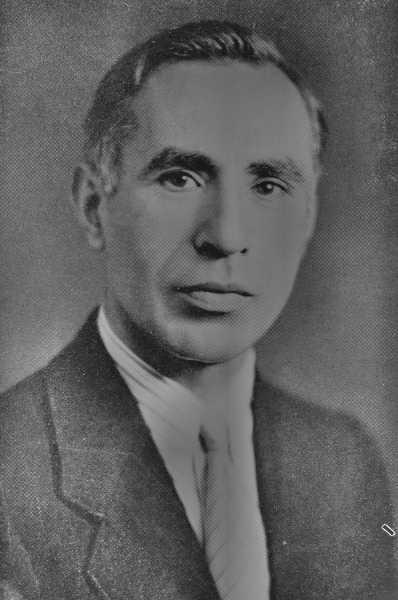 Hagop Barsamian, AGBU benefactor – 1940