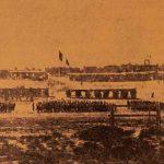 Military parade of the Armenian Legion - Monarga Cyprus