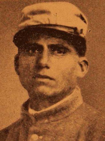 Armenian Legionnaire Simon Antaramian