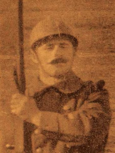 Armenian Legionnaire Arsham Amerigian