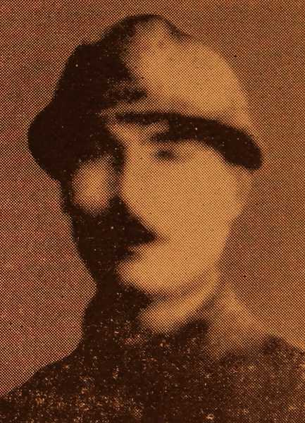 Armenian Legionnaire Dzeron Meserlian