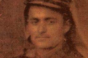 Armenian Legionnaire Enovk Ashdaragents