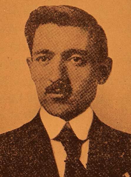 Armenian Legionnaire Ghougas Ghougasian