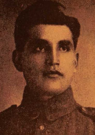 Armenian Legionnaire Haygaz Aghayigian