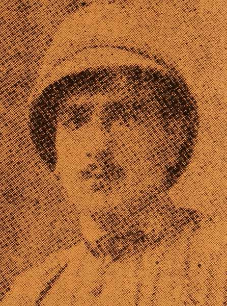 Armenian Legionnaire Hovhannes Kuyumjian