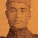 Armenian Legionnaire Karnig Moumdjian