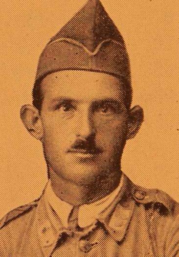 Armenian Legionnaire Manoug Baghdasarian