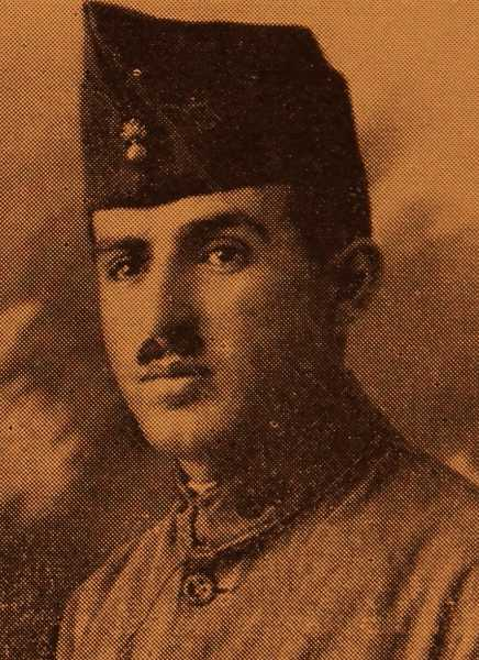 Armenian Legionnaire Mardiros Der Kaprielian