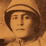 Armenian Legionnaire Melkiseteg Zanoyan