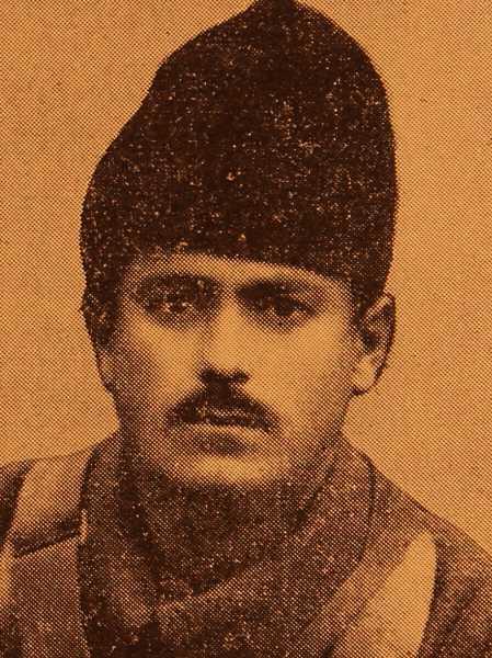 Armenian Legionnaire Misak Taslakian