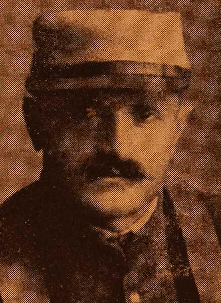 Armenian Legionnaire Nigoros Derderian