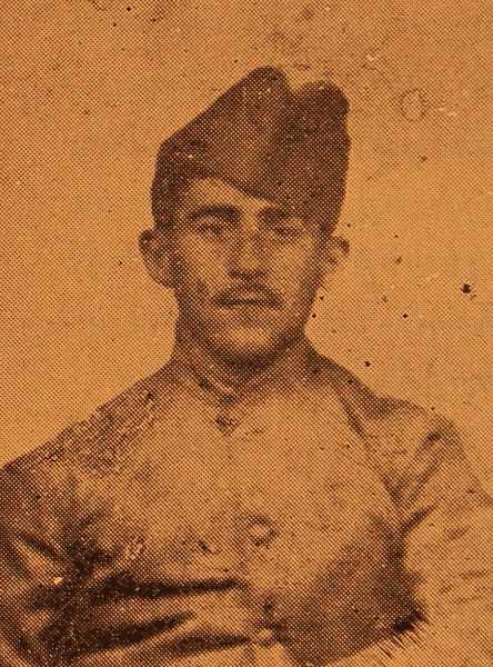 Armenian Legionnaire Sarkis Delligian