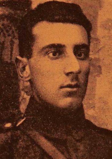Armenian Legionnaire Sarkis Najarian