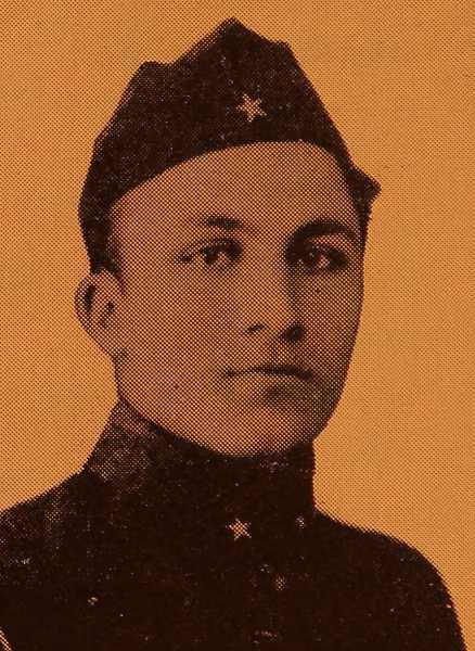 Armenian Legionnaire Sharam Sdepanian