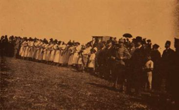 Armenian Legionnaires welcomed in Adana