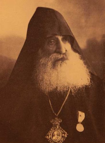 Sahag II, Catholicos of the Holy See of Cilicia (Giligia)