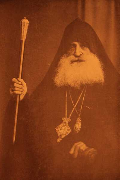 Catholicos Sahag II, Holy See of Cilicia (Giligia)