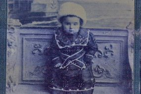 Armenian boy from Artvin