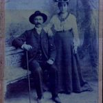 Armenian couple from Artvin